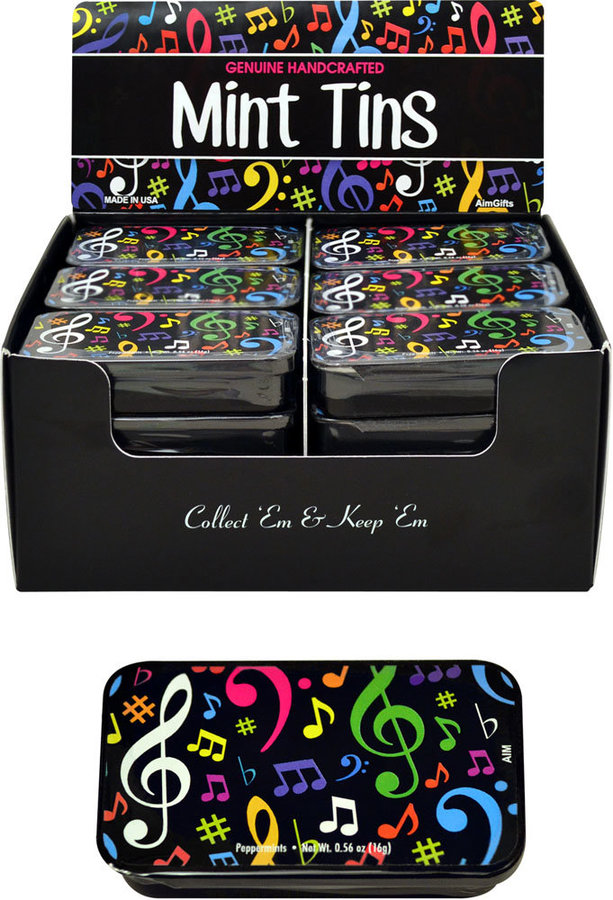 View larger image of Multi-Notes Mints Tin