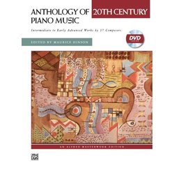 Anthology of 20th Century Piano Music w/DVD