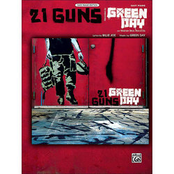 21 Guns - (Green Day) - Easy Piano