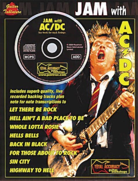 View larger image of Jam with AC/DC w/CD