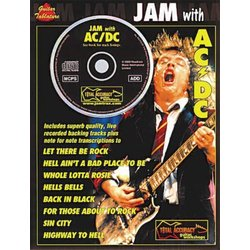 Jam with AC/DC w/CD