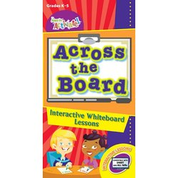 Across the Board - Interactive Whiteboard Lessons