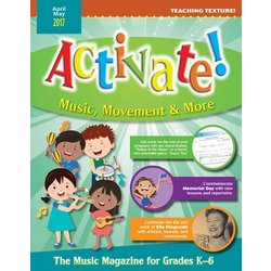 Activate! - April/May 2017 Issue (K-6)
