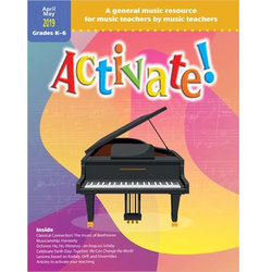 Activate! - April/May 2019 Issue (K-6)