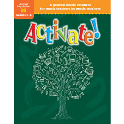 Activate! - August/September 2018 Issue (K-6)