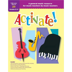 Activate! - February/March 2019 Issue (K-6)