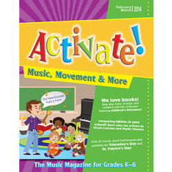 Activate! - February/March 2014 Issue