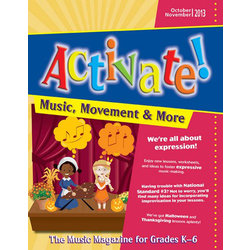 Activate! - October/November 2013 Issue