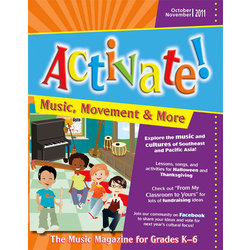 Activate! - October/November 2011 Issue (K-6)