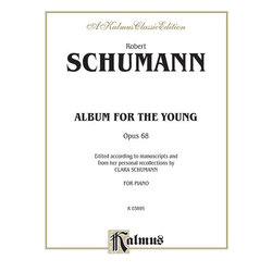 Album for the Young, Opus. 68 (Schumann)
