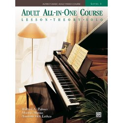 Alfred's Basic Adult All-In-One Course, Book 3 (CD Only)