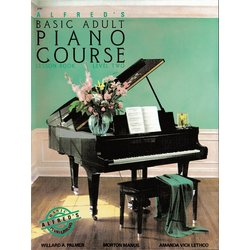 Alfred's Basic Adult Piano Course Lesson Book, Level 2 (CD Only)