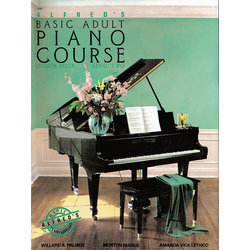 Alfred's Basic Adult Piano Course Lesson Book, Level 2
