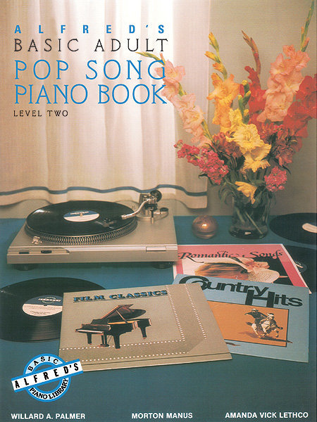 View larger image of Alfred's Basic Adult Piano Course Pop Song Book, Book 2