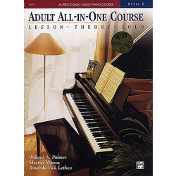 Music Alfreds Basic Piano Course for Lesson Bk2 (Disc)