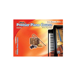 Premier Piano Course 1A - Jazz Rags & Blues