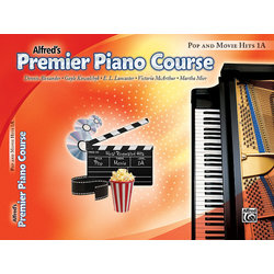 Premier Piano Course 1A - Pop And Movie Hits