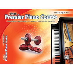 Premier Piano Course 1A - Technique