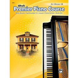 Premier Piano Course 1B - At Home