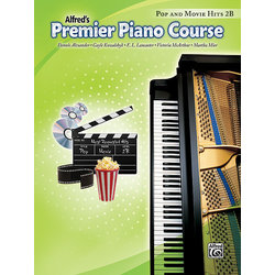 Premier Piano Course 2B - Pop And Movie Hits