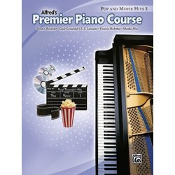 Premier Piano Course 3 - Pop And Movie Hits