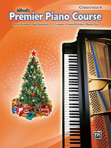 View larger image of Premier Piano Course 4 - Christmas