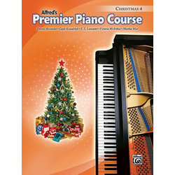 Premier Piano Course 4 - Christmas