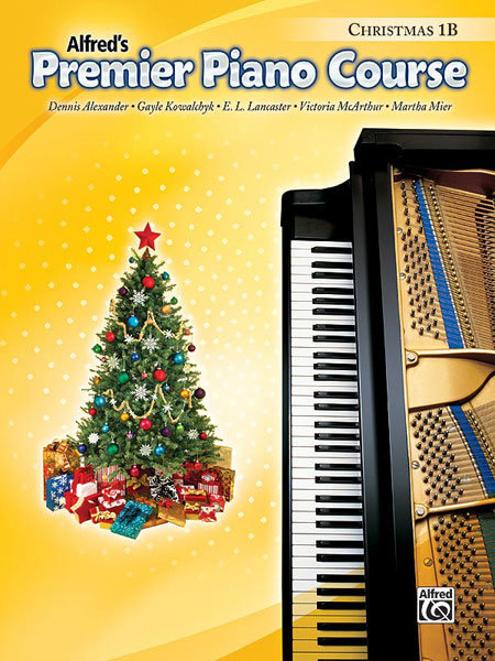 View larger image of Premier Piano Course 1B - Christmas