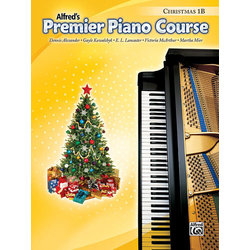 Premier Piano Course 1B - Christmas