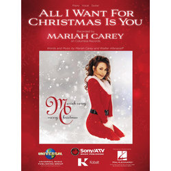 Mariah Carey - All I Want for Christmas Is You (PVG)