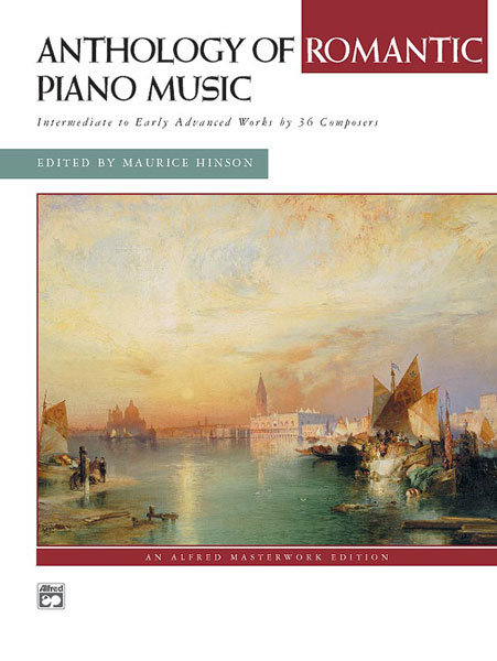 View larger image of Anthology of Romantic Piano Music