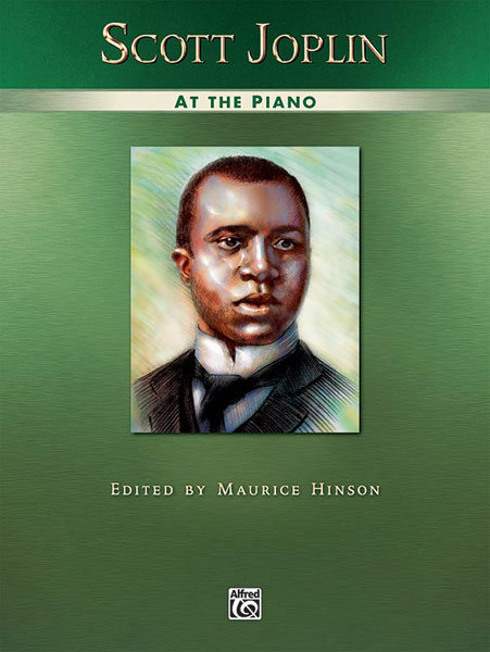 View larger image of Scott Joplin At The Piano