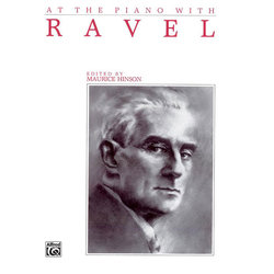 At The Piano with Ravel