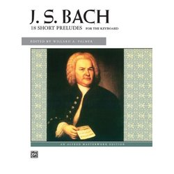 18 Short Preludes (Bach)