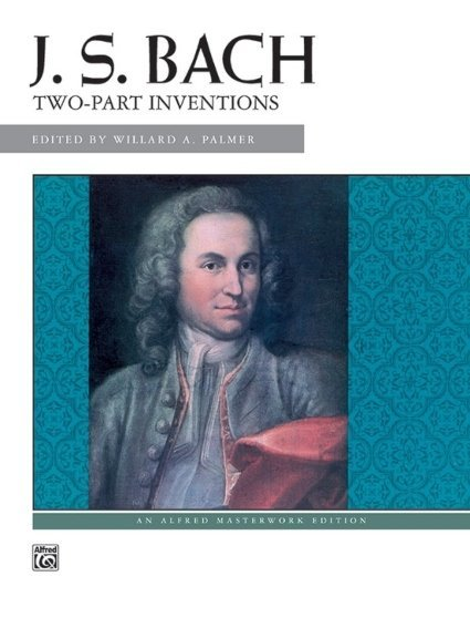 View larger image of Two-Part Inventions (Bach)