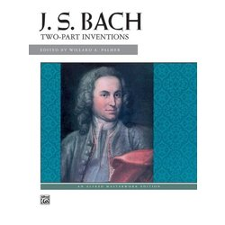 Two-Part Inventions (Bach)