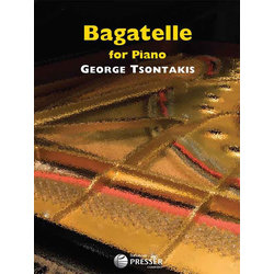 Bagatelle For Piano - George Tsontakis