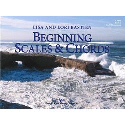 Beginning Scales and Chords, Book 1  (Bastien)
