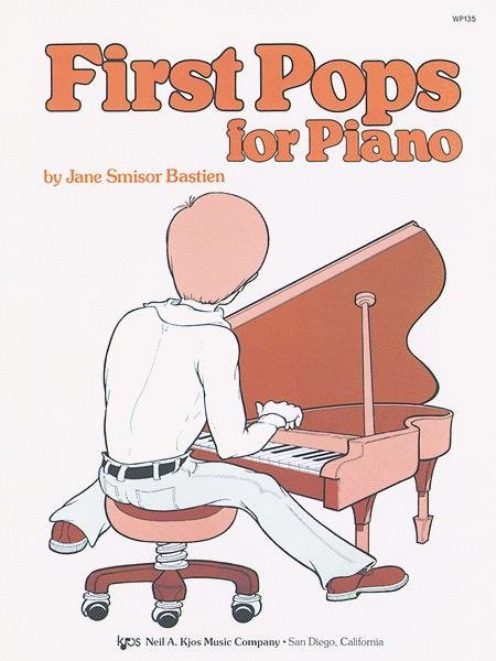 View larger image of First Pops for Piano