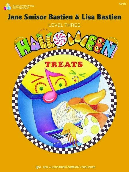 View larger image of Halloween Treats-Level 3