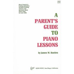 A Parent's Guide to Piano Lessons (Bastien)