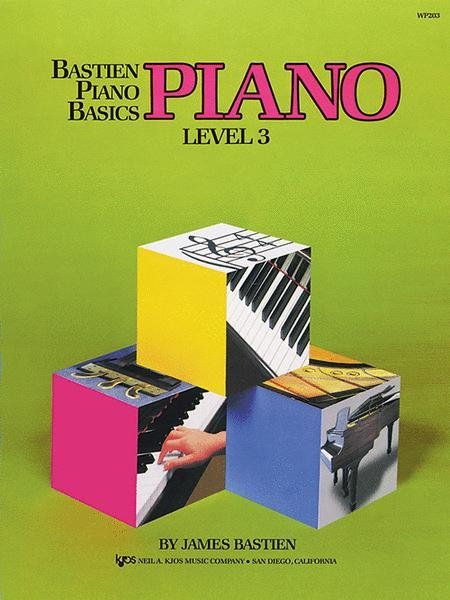 View larger image of Bastien Piano Basics 3 - Piano (French Edition)