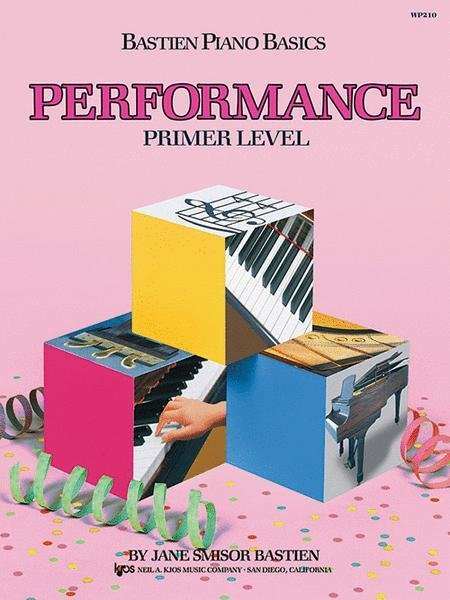 View larger image of Bastien Piano Basics Primer - Performance (French Edition)