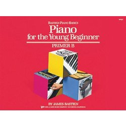 Bastien Piano for the Young Beginner - Primer B