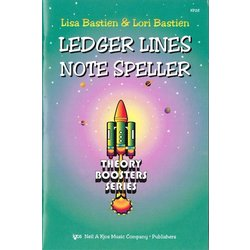 Bastien Theory Boosters - Ledger Lines