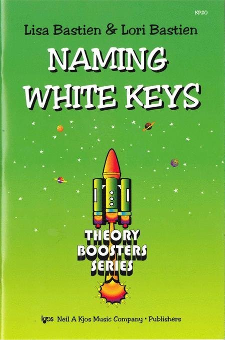 View larger image of Bastien Theory Boosters - Naming the White Keys