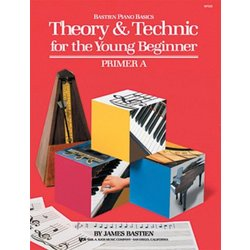 Bastien Theory & Technic For The Young Beginner - Primer A