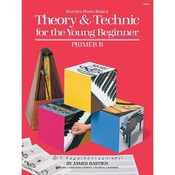 Bastien Theory & Technic For The Young Beginner - Primer B