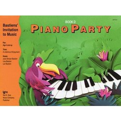 Piano Party Book D (Bastiens Invitation To Music)