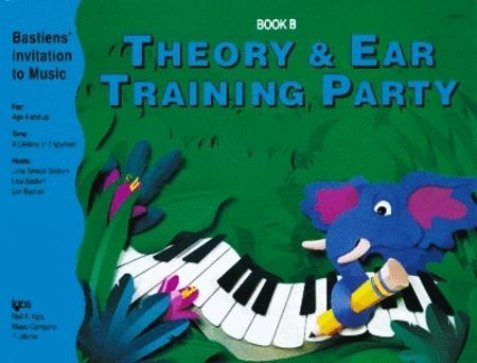 View larger image of Theory & Ear Training Party Book B (Bastiens Invitation To Music)